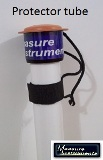 Protector tube for soil moisture and temperature meter, in 3 levels of depth MI-9 + SH-9
